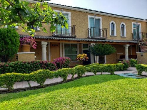 Casa En Condominio En Tezoyuca / Emiliano Zapata - Lom-46-cd