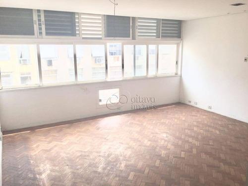 Imagem 1 de 21 de Apartamento À Venda, 152 M² Por R$ 1.800.000,00 - Ipanema - Rio De Janeiro/rj - Ap5729