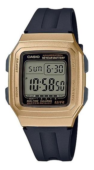 Relógio Casio Vintage Unissex F-201wam-9avdf