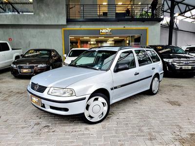 Volkswagen Parati 1.8 Mi Sportline 8v Gasolina 4p Manual