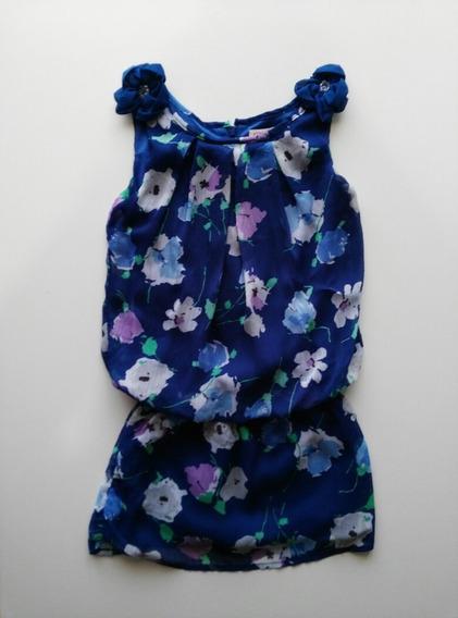 Vestido Para Niña 5t Años, Place Mfls