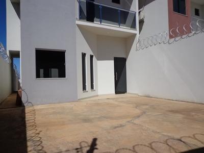 Casa Para Venda No Ibituruna Em Montes Claros - Mg - Cas09