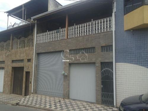Imagem 1 de 30 de Linda Casa A Venda No Centro De Franco Da Rocha - Ca00084 - 32139603