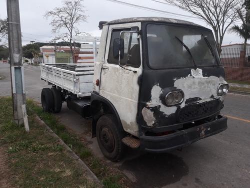 Imagem 1 de 10 de Fiat Fiat 80 Caminhão Carroceria