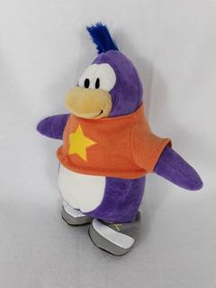Peluche De Club Penguin, Pinguino 24 Cm Checar Fotos Usado