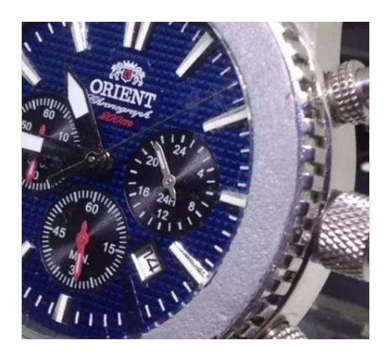 Relógio De Pulso Orient Masculino 200m U02619 Webclock