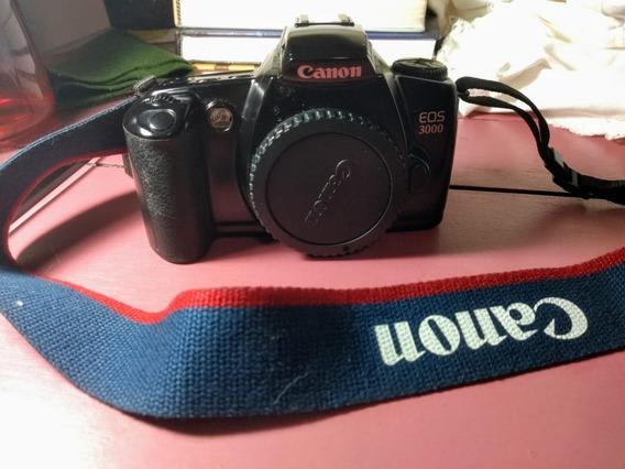 Câmera Canon Eos 3000