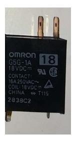 Reles De Microondas 27x23x12mm 18v