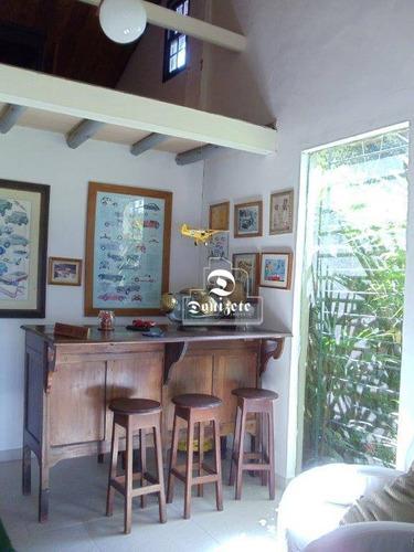 Chácara Com 6 Dormitórios À Venda, 15000 M² Por R$ 1.350.000,01 - Jardim Borba Gato - São Paulo/sp - Ch0008