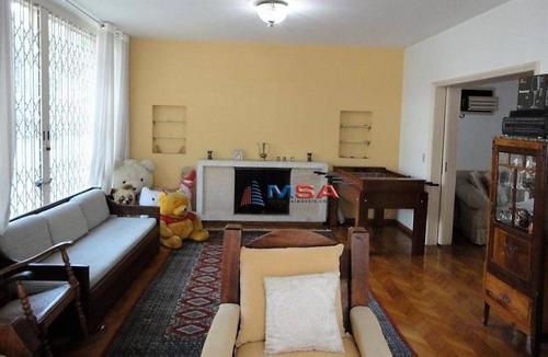 Imagem 1 de 19 de Casa Residencial À Venda, Pacaembu, São Paulo. - Ca0532