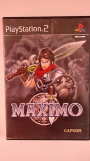 Maximo Play Station 2 Version Pal