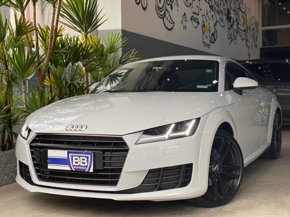 Audi Tt Attraction 2016 Top Automatica 30.000km
