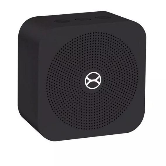 Caixa De Som Portátil Xtrax Pocket - Preta 5w Rms Bluetooth