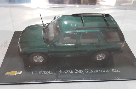 Chevrolet Blazer 2nd Generation 2002