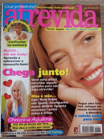 Atrevida 69 - Max Fercondini - Christina Aguilera - Henri Ca