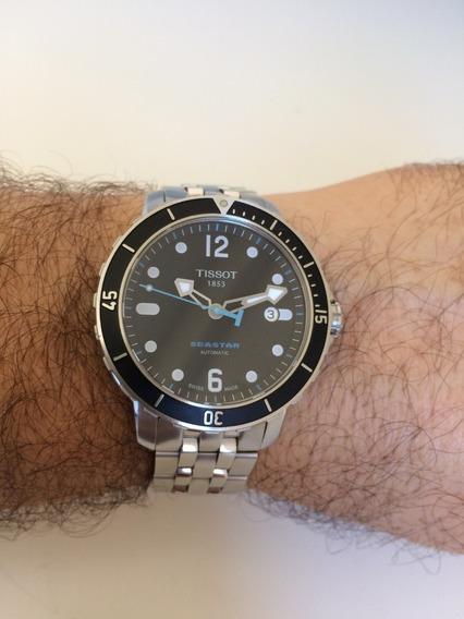 Relógio Suiço Tissot Seastar Automático T066.407.11.057.00