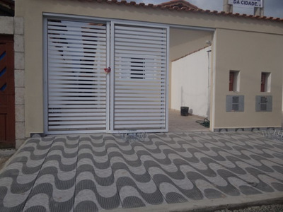 Linda Casa No Balneário Agenor De Campos!!! Ref. 6571 L