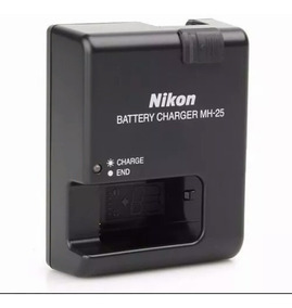 Carregador Original Nikon D7000,d7200,d600,d610,d800,1v1..