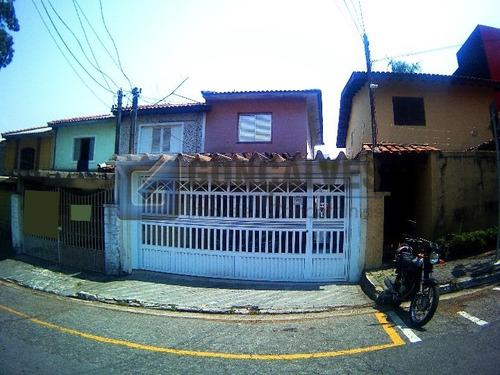 Venda Sobrado Sao Bernardo Do Campo Jardim Do Mar Ref: 13610 - 1033-1-136103