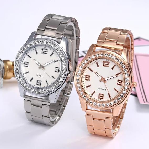 Reloj Casual Dama Diamante