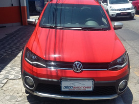 Volkswagen Saveiro 1.6 Cross Cd 16v Flex 2p Manual