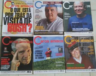Revista Caros Amigos 19 Unidades
