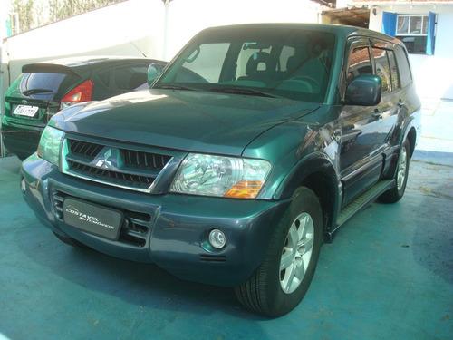 Imagem 1 de 13 de Mitsubishi Pajero Full 3.8 Hpe 4x4 V6 24 V Gas. 4p Aut. 2005