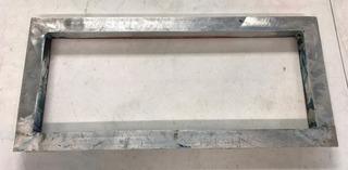 Marco De Aluminio Para Serigrafía 15.5 X 6