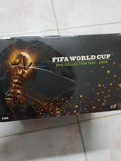 Dvd Historia Mundiales Copa Mundial Fifa