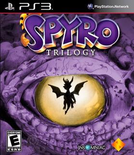 Spyro Trilogy Collection Ps3 3 Juegos En 1 Gamingtown