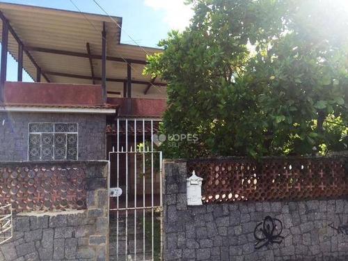 Imagem 1 de 9 de Casa Com 3 Quartos, 117 M² Por R$ 500.000 - Serra Grande - Niterói/rj - Ca16375