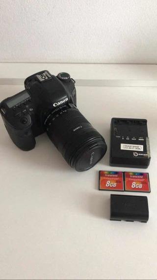 Cânon 7d Câmera Fotográfica E Video