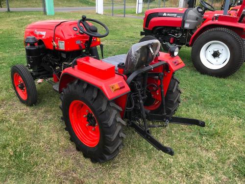 Tractor Hanomag Stark Agr2 25 Hp Parquero
