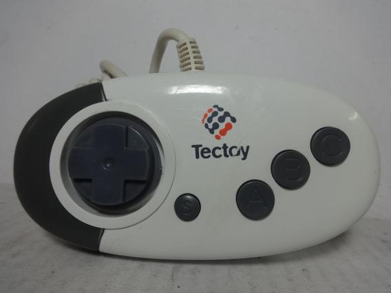 Controle Mega Drive 3 Botões Original Tectoy H