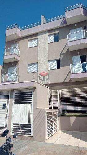 Imagem 1 de 22 de Apartamento À Venda, 2 Quartos, 1 Suíte, 1 Vaga, Curuçá - Santo André/sp - 99516