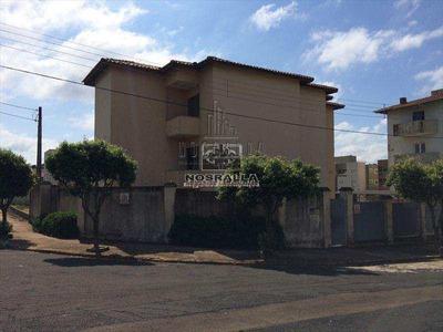 Flat Em Jaboticabal Bairro Jardim Nova Aparecida - A459500