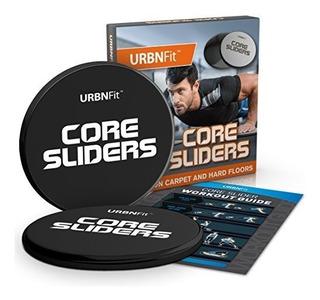 Discos Urbnfit Core Slider Para Ejercicio