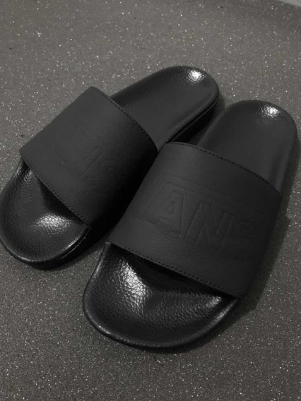 Chinelo Vans Slide Black