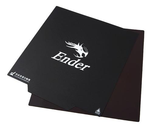 Creality 3d Ender-3 - Placa De Superficie Magnética Para Con