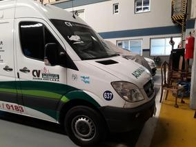 Ambulancia Mercedes-benz Sprinter 2.1 415 Furgon 3665