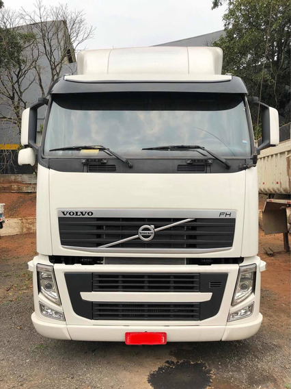 Volvo Fh 520 6x4 2011 Ishfit Mb/scania/iveco/vw/ford