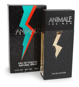 Animale Eau De Toilette Masculino 100ml