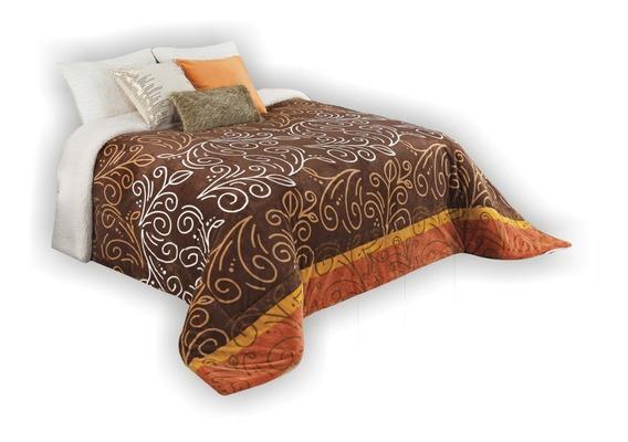 Pack 10 Cobertor Borrega Matrimonial Real Textil Esquimal