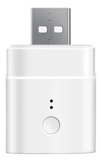 Sonoff Micro - Adaptador Inteligente Usb Sem Fio De 5v