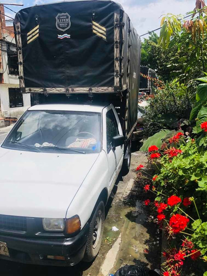 Chevrolet Luv Camioneta Estacas