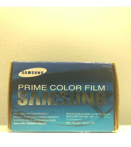 Prime Color Film Samsung Iso 100 36p 135dx Vencido