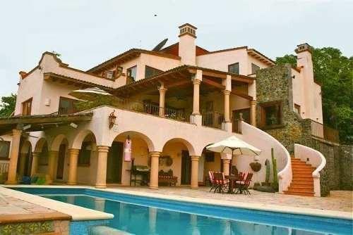 Casa En Venta Tepoztlán, Morelos