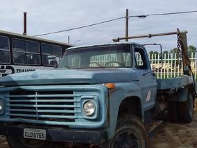 Ford F600 Poli Guindaste