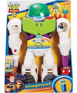 Fisher-price Imaginext Disney Pixar Toy Story 4 Buzz Lightye