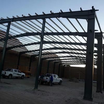 Fabricación Y Montaje De Estructuras Metalicas